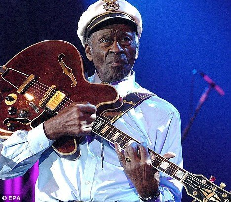 Chuck Berry R-R Style (Guitar Pro)